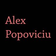 Alex Popoviciu