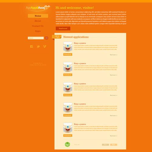 Psd Free Email Template Builder allpsdnet WXtRTFlz