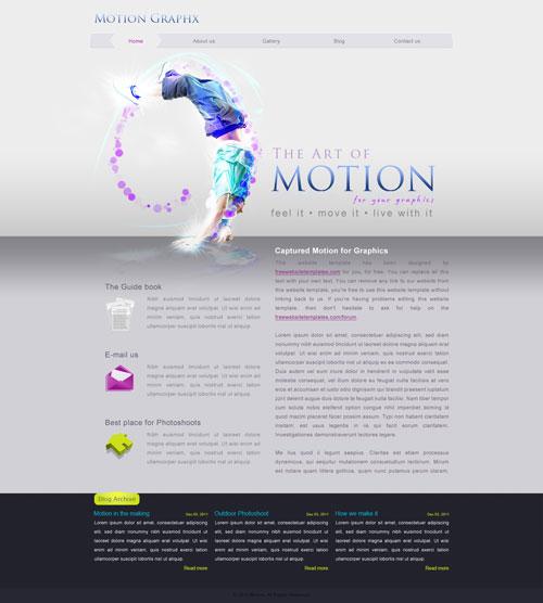 free motion templates