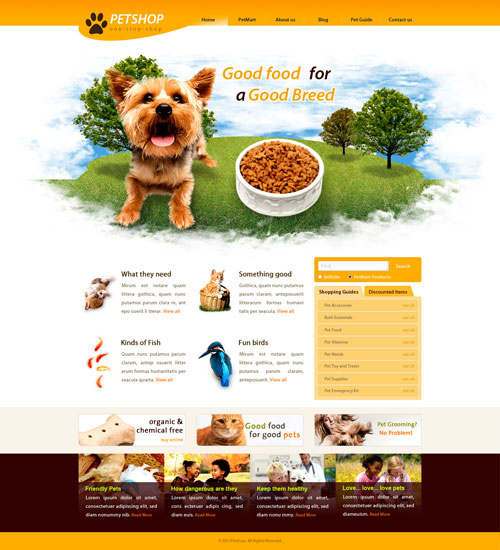 Best Pet Food Store Online