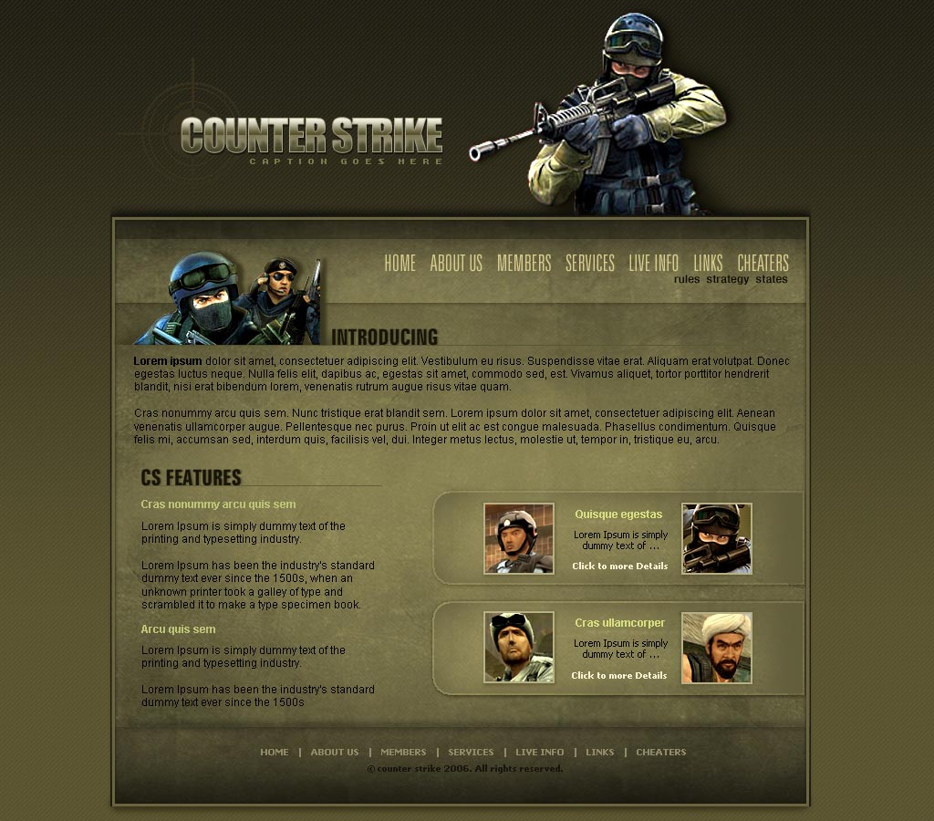 counter strike site