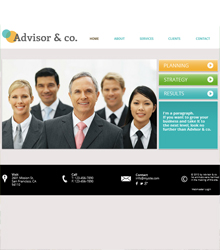 Advisor and Co Template