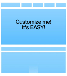Free Customizable Template