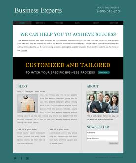 Business Experts Web Design