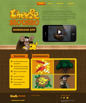 Children's App Template