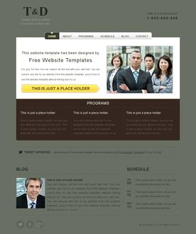 Free Website Templates Page 11