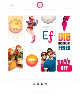 Moru Mall Website Template