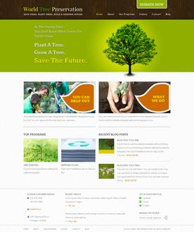 Tree Preservation Website
